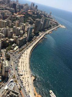Lebanon بيروت عين مريسة