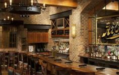 J Gillbert's Wood Fired Steaks and Seafood services the Columbus Ohio area and is located in the Crosswoods district. The impressive selection of top choice food, and fully stocked bar is sure to impress any party, date, or individual looking for the best that Columbus can provide.