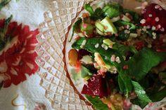 Roasted Beet & Quinoa Salad., a recipe on Food52