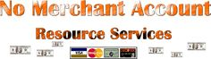 A great website that provides a listing of hundreds of 3rd party processors that will process credit cards for you without the need of a getting approved for a merchant account.  No Credit Check or upfront fees!