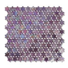 #Sicis #Neoglass Petites Fleurs F03 Rosebay   #Murano glass   on #bathroom39.com at 302 Euro/box   #mosaic #bathroom #kitchen