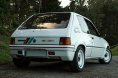 Presentación Peugeot 205 Rallye - ForoCoches