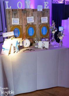 D coration table d honneur champ tre mariage champ tre for Decoration table champetre