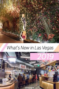 Got invited to Vegas this year? You won't have the same trip twice! Here are new things to do, hotels, restaurants, clubs, & bars in Las Vegas for 2019.