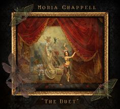 Artwork of Moria Chappell for Washington DC poster 2014