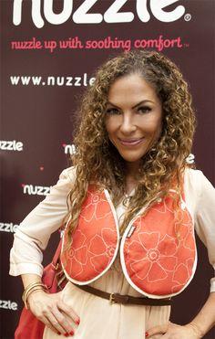 Sandra Sweis Nishiyama enjoys a red Bra, Celebrities, Fashion, Brassiere, Moda, Fashion Styles, Bra Tops, Celebs, Foreign Celebrities