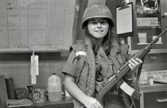 Vietnam Army Nurse, 1969