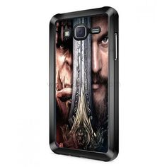 Warcraft The Beginning 2 Samsung Galaxy J5 (2016) Case | Aneend.com