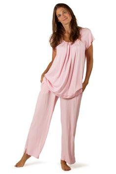 13873eb56d Terexe Bamboo Bliss  Women s Bamboo Pajamas