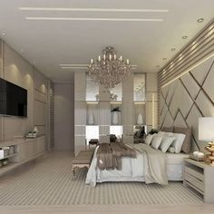 dream rooms for adults . dream rooms for women . dream rooms for couples . dream rooms for adults bedrooms . dream rooms for girls teenagers Dream Master Bedroom, Bedroom Tv Wall, Rustic Master Bedroom, Home Decor Bedroom, Bedroom Ideas, Bedroom Furniture, Furniture Ideas, Royal Bedroom, Bedroom Neutral