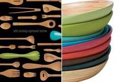 Bambu – Disposable Utensils