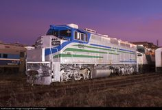 RailPictures.Net Photo: RBRX 18533 RB Leasing EMD F59PH at Montreal, Quebec, Canada by Darrell Krueger