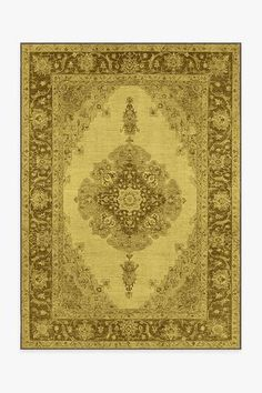 Suzani Coral Rug | Washable Green and Orange Rug | Ruggable Washable Area Rugs, Machine Washable Rugs, Coral Rug, Gold Rug, Navy Rug, Grey Rugs, Modern Style Homes, Olive Green Color, Scrappy Quilts