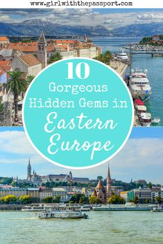 If you are planning a trip to Eastern Europe, then here are 10 Stunning, Secret Locations to add to Your Eastern Europe Travel Itinerary. Between Bulgaria, Greece, Poland, Hungary, Croatia, and Romania, there are a ton of beautiful, relatively unknown, Eastern Europe travel spots that are not overloaded with tourists. #travel #Europe #Easterneurope #wanderlust #itinerary