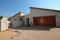 Explore this property 3 Bedroom House in Leeuwenhof Estate Private Property, 3 Bedroom House, Garage Doors, Homes, Explore, Outdoor Decor, Home Decor, Houses, Decoration Home