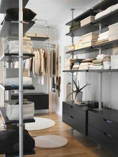 Popular Offener Kleiderschrank ist ein Luxus der sich jeder heute schaffen k nnte Er passt sowie f r gro e als auch f r kleine Zimmer und R ume