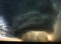 Thunderstorm Rain Cloud