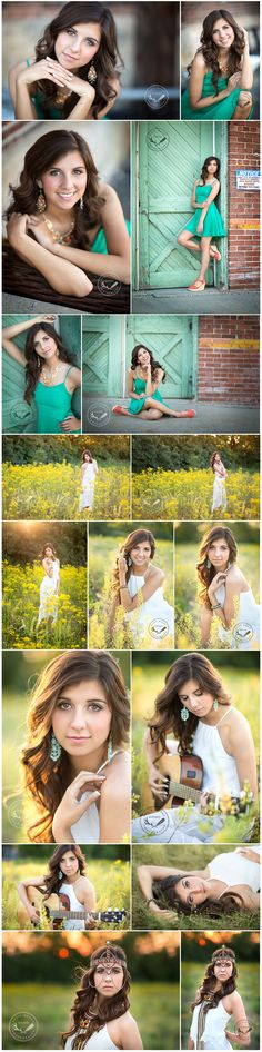 Stephanie | Chicago Christian High School | Class of 2015 | Indianapolis Senior…