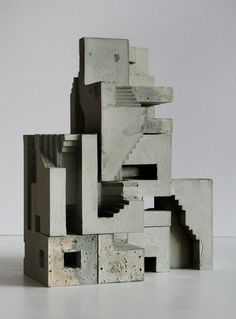 This series of concrete sculptures by Canadian architect and sculptor, David Umemoto, draws parallels with the fundamental attributes associated with Brutalist architecture. His work has been described...