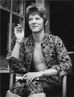 1972 david bowie