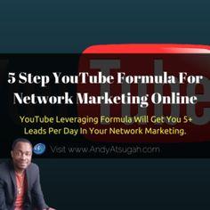 5 Step YouTube Formula For Network Marketing Online