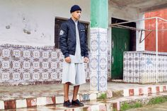 Daily Paper 2015 Spring/Summer Chapter 1 Lookbook
