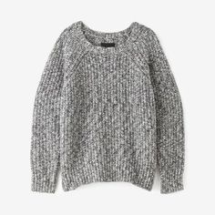 BALLET NECK SWEATER - Steven Alan