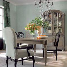 Belgian Oak Dining Room | Bernhardt