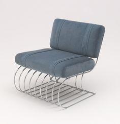 Wolfgang Hoffman Sofa And Chair Loungin Chair Design