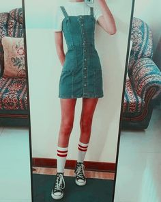 For the Mechanicals I especially like the shoes and socks paired with the look Edgy Outfits, Mode Outfits, Retro Outfits, Korean Outfits, Vintage Outfits, Girl Outfits, Summer Outfits, Fashion Outfits, Teen Fashion