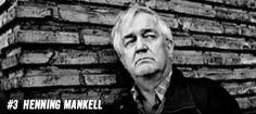 Henning Mankell = #3