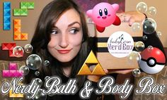Be sure to watch @laurenzside 's #Youtube #review #video of the @babycorn_bb #BabyCornSoaps #NerdBox #Subscription #NOPUNINTENDO for tons of #awesome #Nintendo themed #bathandbody #treats! #pokemon #kirby #zelda #tetris #mario #soaps #bathbombs #scented #lush #nerdy #lushie #beauty #geek #thinkgeek #subscriptionbox by babycorn_bb