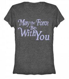 50e38b66 Star Wars: Force Juniors T-Shirt