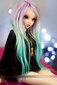 Beautiful bjd- Nicolle's Dreams