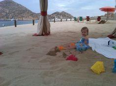 Beach bunny!