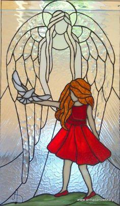 Vitral angel