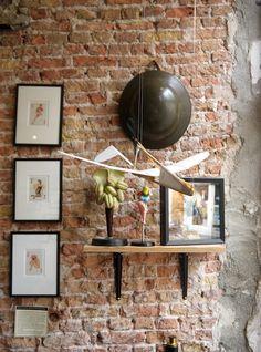 Concrete Matter | The Men's Gift company at Haarlemmerdijk