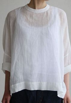 La Maison Boheme: Linen Clothing for a Hot Summer