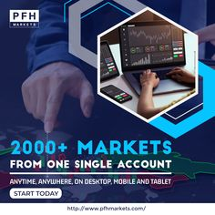 What if there was a service that could provide trading opportunities to 2000+ avenues from a single account. Sounds impossible,but it isn't. With PFH it's very much possible. Visit our website or call us to know more. Online Trading, Accounting, Marketing, Website, Business Accounting, Beekeeping