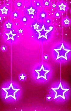 By Artist Unknown. Pink Nation Wallpaper, Winter Wallpaper, Rainbow Wallpaper, Star Wallpaper, Cellphone Wallpaper, Screen Wallpaper, Cool Wallpaper, Iphone Wallpaper, Cool Backgrounds Wallpapers