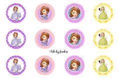 Sophia bottlecap images for hairbows