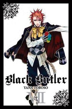 36 best books images on pinterest black butler kuroshitsuji manga black butler graphic novel 7 rightstuf2013 fandeluxe Gallery