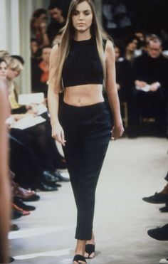 Womenswear Spring Summer 1991 - Fashion Show   Prada.com