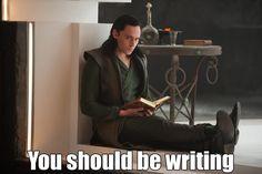 you should be writing nanowrimo - Google Search