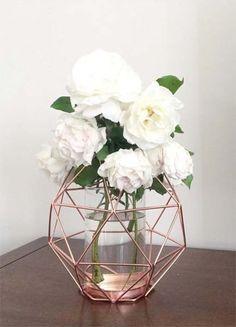 Decoração: Rose Gold - Blog Just Lia | Lia Camargo