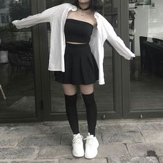 hipster outfits for rainy days Hipster Outfits, Grunge Outfits, Emo Outfits, Korean Outfits, Trendy Outfits, Girl Outfits, Cute Outfits, Fashion Outfits, Fashion Clothes