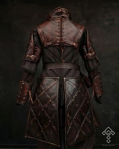 Medieval Fashion, Medieval Clothing, Medieval Armor, Medieval Fantasy, Fantasy Character Design, Character Design Inspiration, Larp, Costume Armour, Armor Clothing