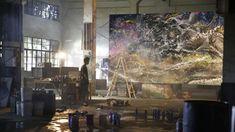 Les-peintures-en-projection-de-Chen-Yingjie-hua-tunan-11