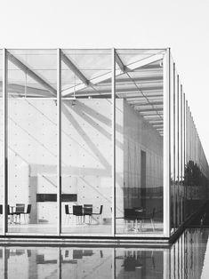Tadao Ando, museum Langen Foundation