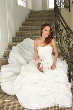 453492e5fc19 Beautiful white wedding dress Wedding Dressses, White Wedding Dresses,  Handmade Wedding Dresses, Ivory